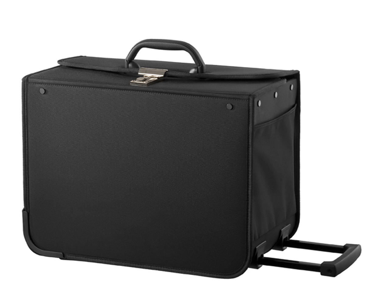 "01697321cbc4b4 Samsonite Transit 2 Pilot Bag Scopic Line; Removable 16.4"" Pc Case ..."