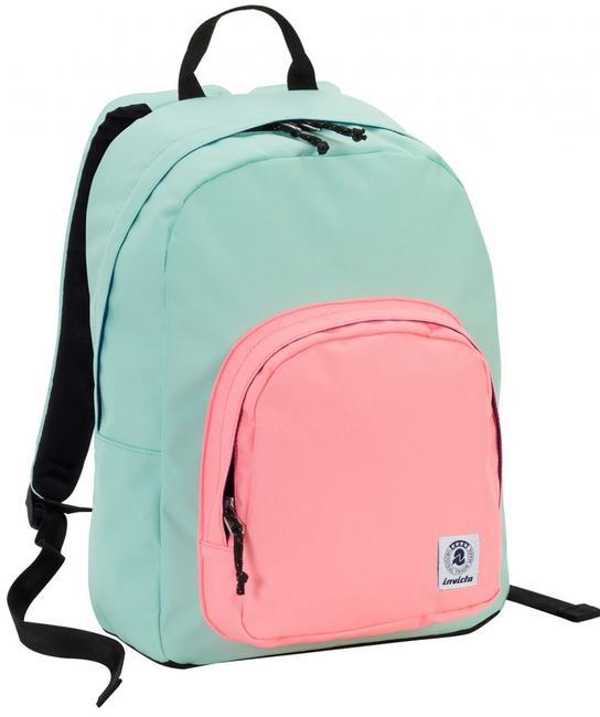"Invicta Backpack Ollie Bicolor Model; 13"" Pc Case"