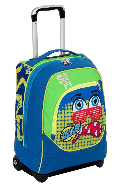 e294a5a69e Sjgang Backpack Trolley Facce Da Sj Line Royalblue - Shop Online At ...