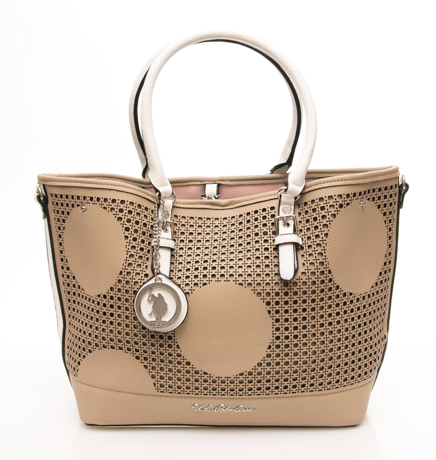 1812eb222f Us Polo Assn. Handbag  With Shoulder Strap - Shop Online At Best Prices!