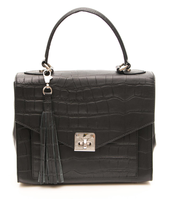 7ef8a92aa74e Tosca Blu Royal Tea Handbag