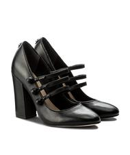 Women's shoes - Décolleté LUCIANO, in leather