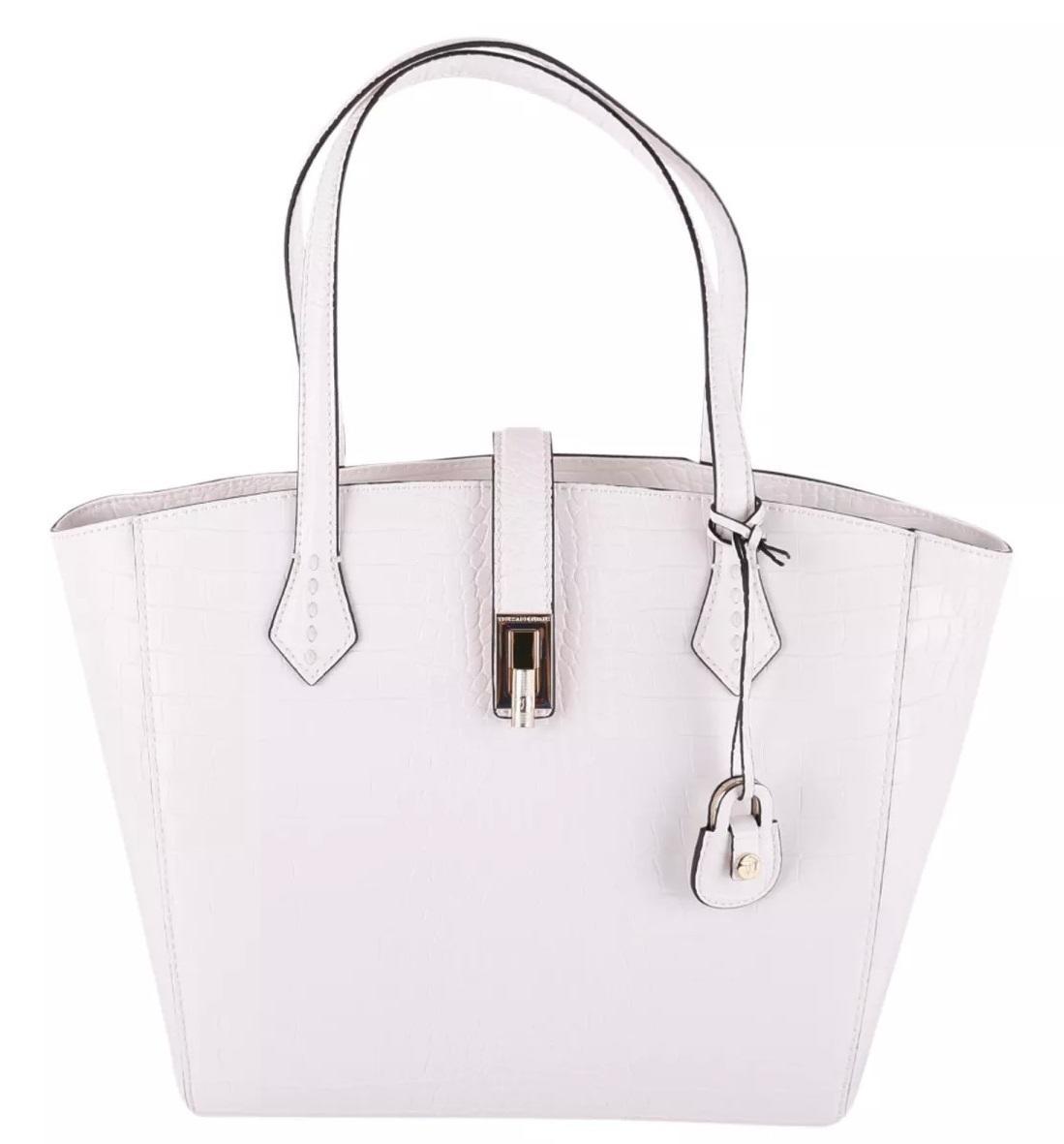Trussardi Jeans Suzanne Cocco Shoulder Bag - Shop Online At Best Prices! fea00868a6d1b