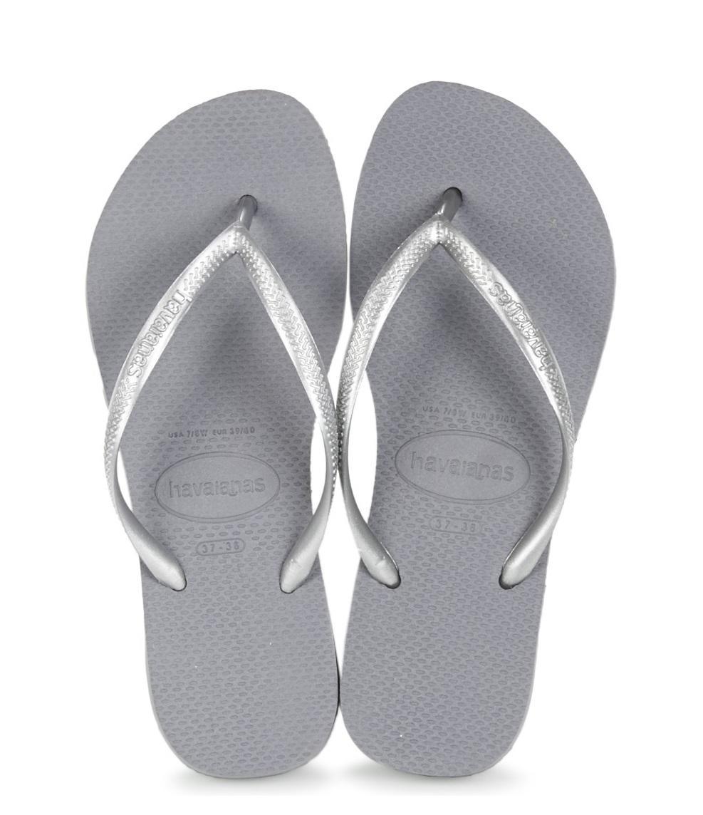 e121a970d Havaianas Flip Flops Slim Steelgrey - Shop Online At Best Prices!