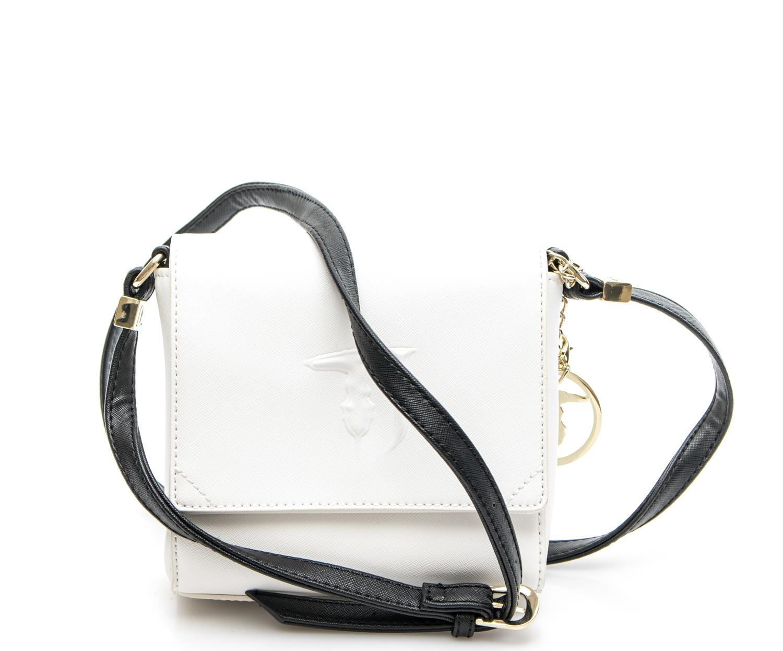 Trussardi Jeans Ischia Over The Shoulder Bag - Shop Online At Best ... 73c31845863dc