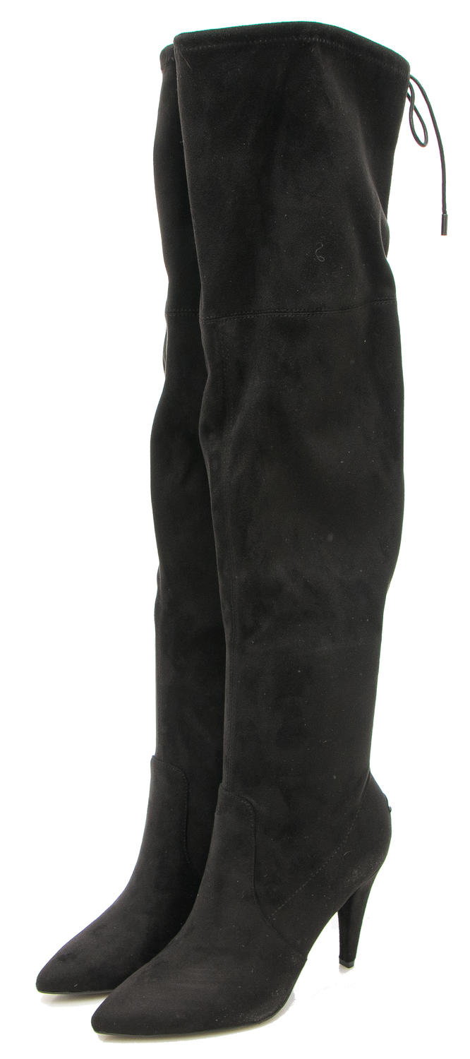 2f18be209f31 Guess High Boots Norris Black - Shop Online At Best Prices!