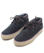 - U.S. Sneakers POLO ASSN. WESLEY, in suede