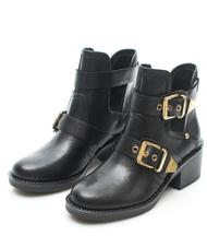 - GUESS boots FONZIE, in leather