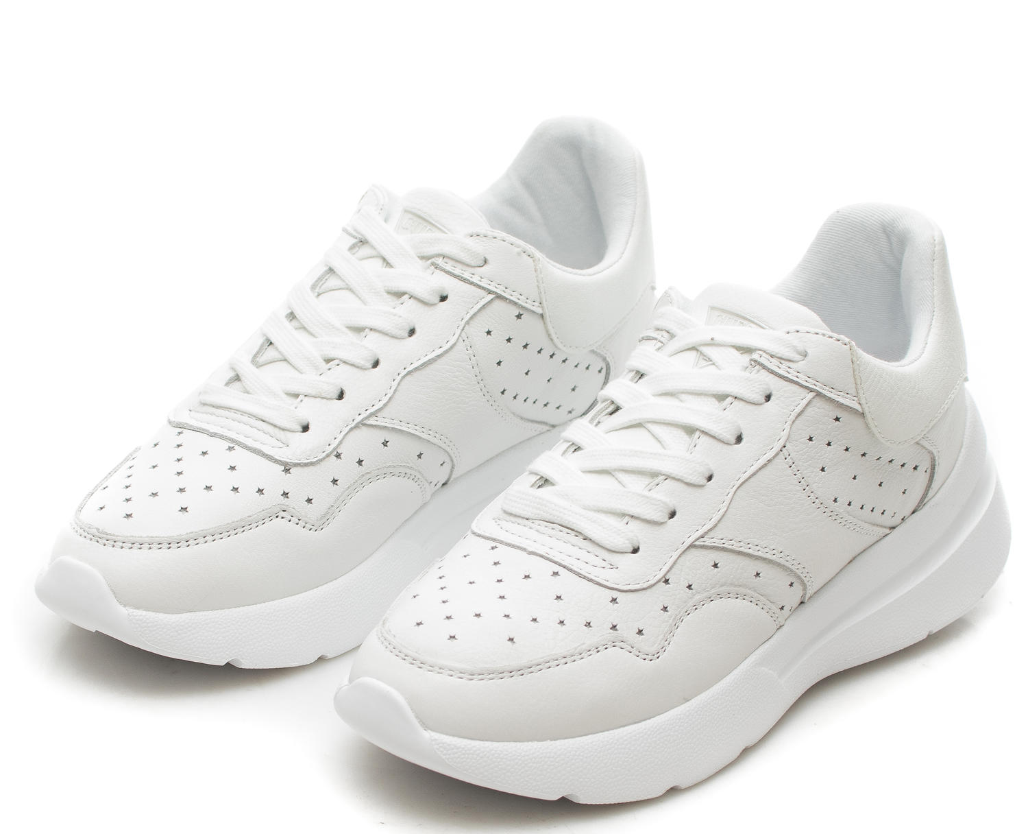 cc94f48849a Guess Sneakers Minca Active Lady White - Shop Online At Best Prices!