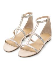 GUESS jewel sandals