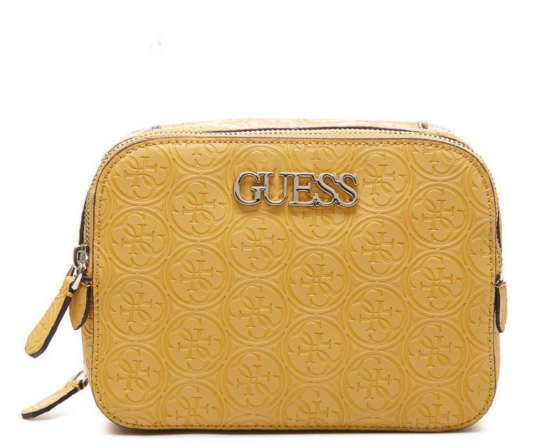 HWSG7178140MGD Femme Guess Bag HERITAGE POP Female Yellow