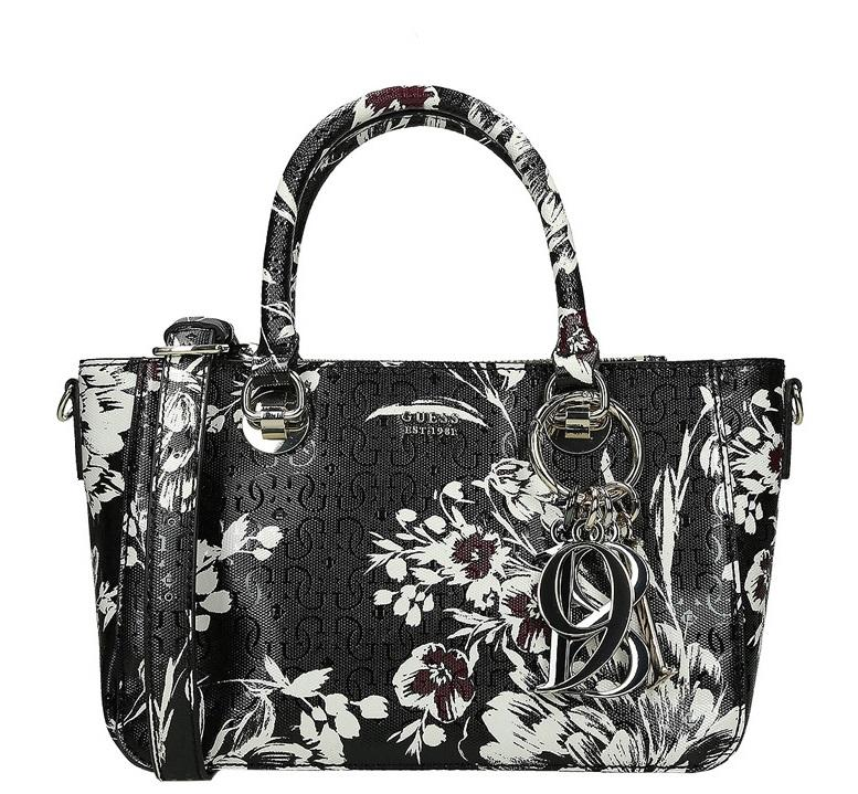 447542d051 Guess Tamra Small Society Handbag