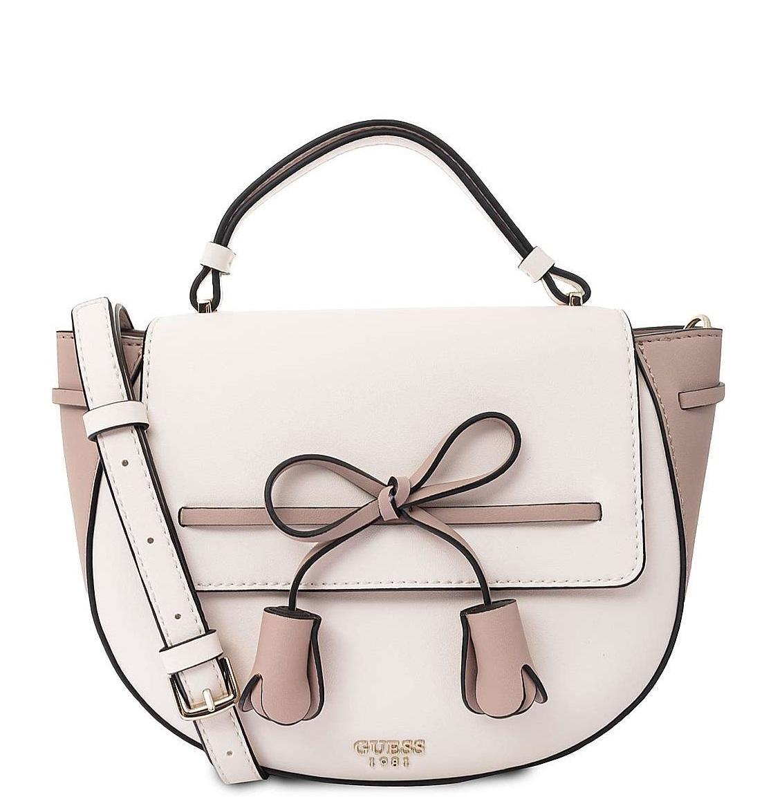 Guess Leila Shoulder Bag Shellmulti - Shop Online At Best Prices! 52d14ce0af74f