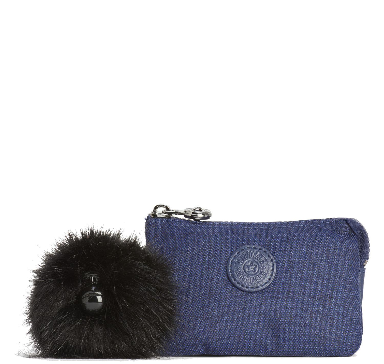 0504f9832 Necessaire Kipling Mini Creativity Line S Cotton Indigo - Shop ...