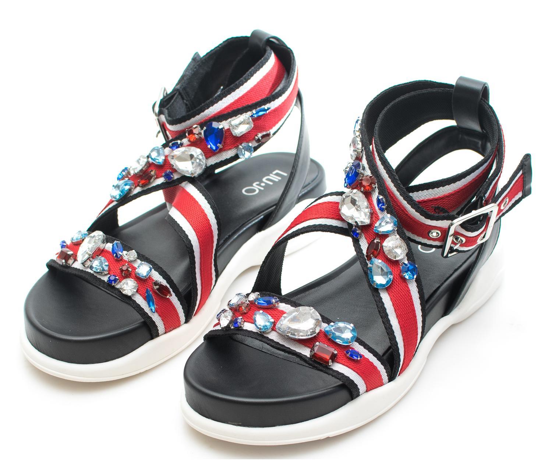 newest e77e7 bf083 Gioiello LIU JO Sandals