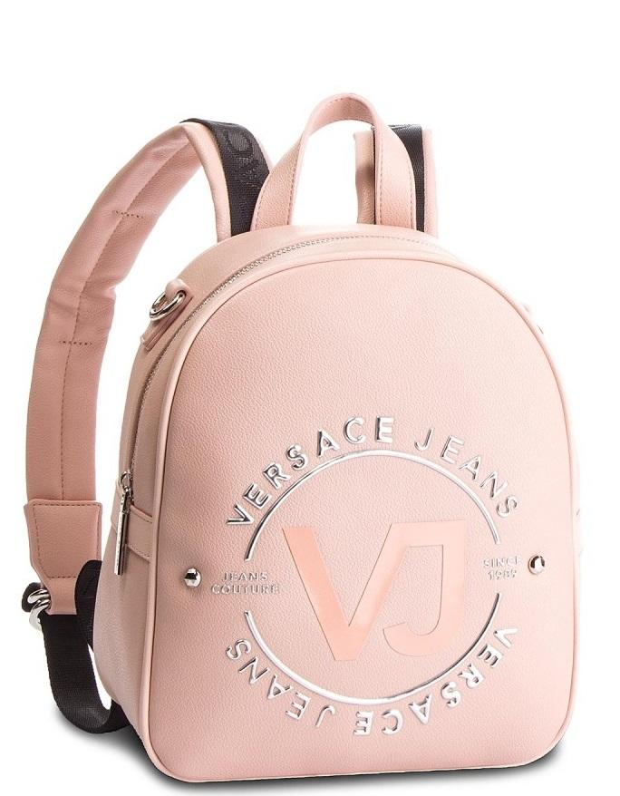 2812b05887 Versace Jeans Backpack   Shoulder Bag Rosa - Shop Online At Best Prices!