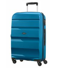 Rigid Trolley Cases - AMERICAN TOURISTER trolley case BON AIR line; medium size; ultralight