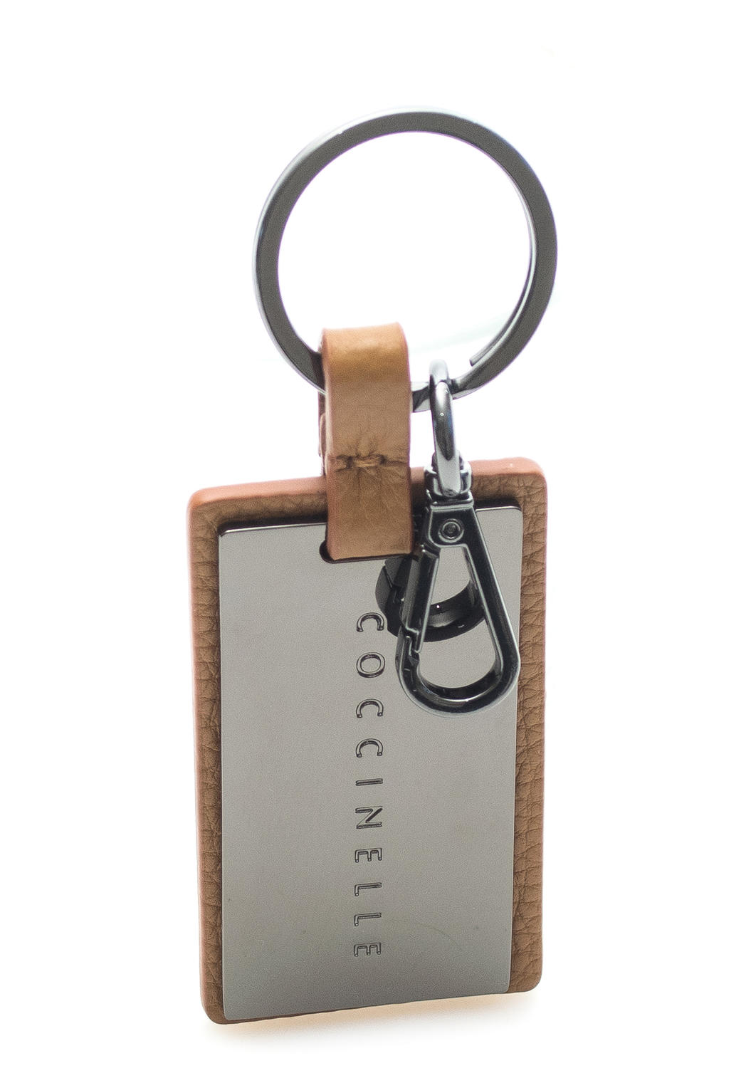 catch presenting newest COCCINELLE key ring