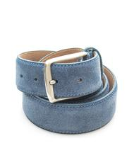Belts - TIMBERLAND belt CASUAL, in suede leather