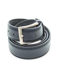 Belts - belt CLASSIC, in hammered leather