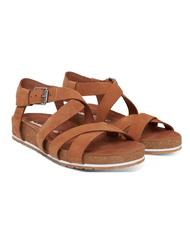 Women's shoes - TIMBERLAND sandals MALIBU WAVES, in nubuck leather