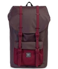 "- HERSCHEL backpack LITTLE AMERICA model, 15 ""PC holder"