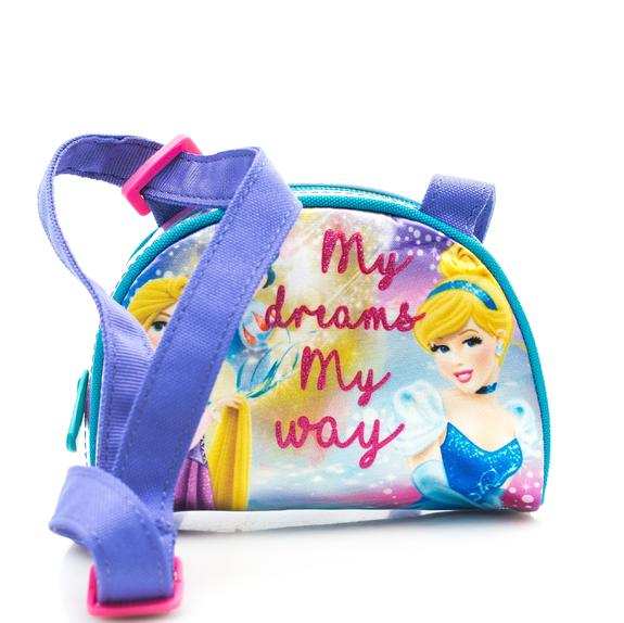 - DISNEY PRINCESS mini bag MY DREAMS MY WAY