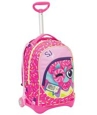 Backpack with trolley SJGANG 3 in 1