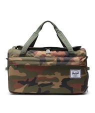 - HERSCHEL duffel bag OUTFITTER, with retractable shoulder straps