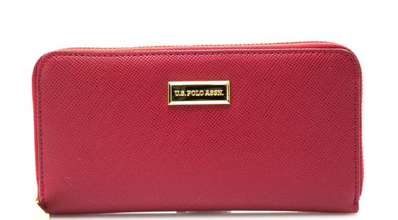 US ASSN POLO wallet .