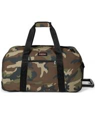 EASTPAK duffel bag with luggage handle