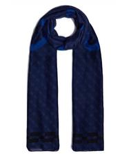 - GUESS scarf In cotton, geometric