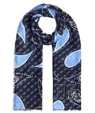 - GUESS scarf In viscose, paisley print