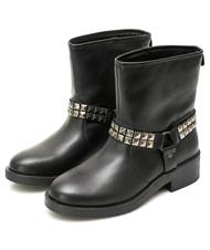 - GUESS ankle boots BILI ACTIVE, in leather