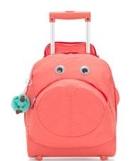 - Backpack with KIPLING trolley BIG WHEELY model
