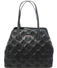 - GUESS Vikky Large Shoulder shopper, with clutch bag