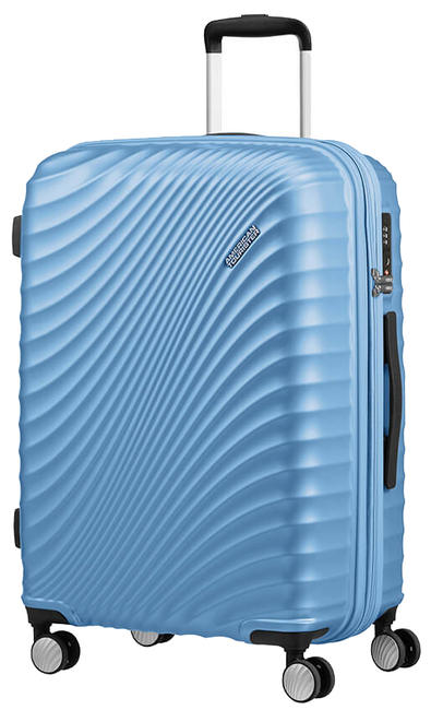 - Trolley AMERICAN TOURISTER JETGLAM line, medium size, expandable