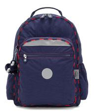 "- KIPLING backpack SEOUL GO with LED, 15"" PC case"