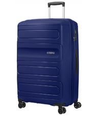 Rigid Trolley Cases - Trolley AMERICAN TOURISTER SUNSIDE line, large size, expandable