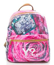 - YNOT? Ludmilla Mistery NY Shoulder backpack