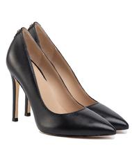 - GUESS pumps CREW, in leather