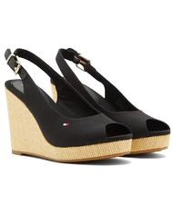 Women's shoes - TOMMY HILFIGHER Elba High wedge sandals