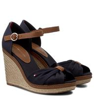 - TOMMY HILFIGER ICONIC ELENA Open toe sandals