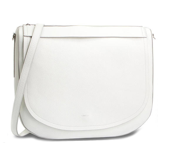 - COCCINELLE Persephone Soft Mini shoulder bag, in leather