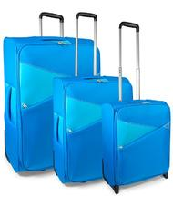 - RONCATO MODO THUNDER Trolley Set: hand luggage + medium + large