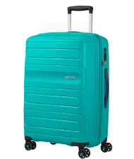 - Trolley AMERICAN TOURISTER SUNSIDE line, medium size, expandable