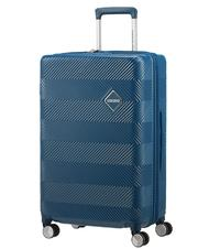 Rigid Trolley Cases - AMERICAN TOURISTER FLYLIFE Medium size trolley, expandable