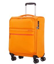 - AMERICAN TOURISTER MATCHUP spinner Trolley cabin baggage, ultralight