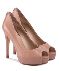 - GUESS HADIE Open toe pumps, in leather
