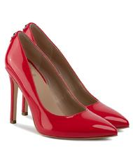 - GUESS CREW2 High patent leather pumps